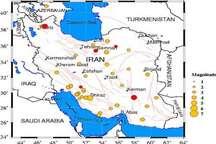 زمین لرزه 4 ریشتری در ترکمنچای آذربایجان شرقی