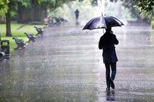 هوای کردستان آخر هفته بارانی می شود