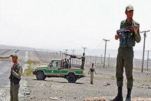 38 متجاوز مرزی در تایباد دستگیر شدند