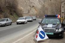 پاسگاه پلیس راه سیار در یزد راه اندازی شد