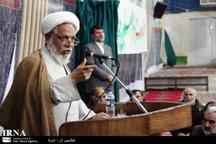 امام جمعه پاکدشت: رفع تبعیض و مبارزه با فساد از مهمترین وظایف مسئولان است