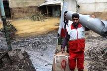 ارسال بیش از 9 هزار اقلام اسکان و تغذیه اضطراری هلال احمر کردستان به کرمانشاه