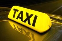 فعالیت تاکسی های اینترنتی در مهاباد غیرقانونی اعلام شد