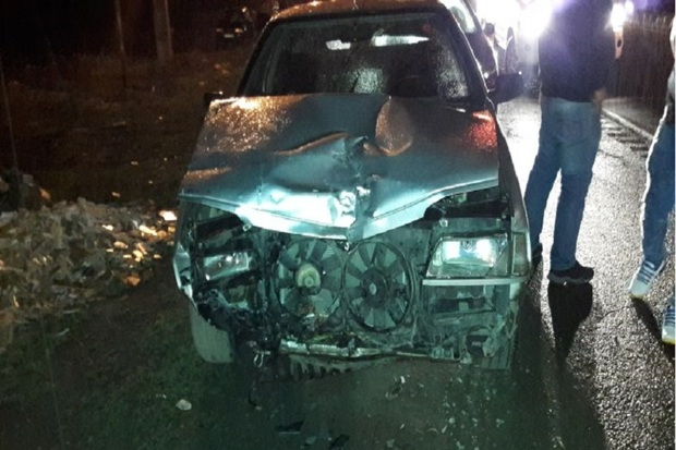 تصادف زنجیره ای درمحور مهاباد - ارومیه یک کشته بر جا گذاشت