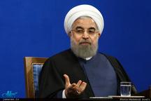 امروز نشست خبری رییس جمهور روحانی از تلویزیون و رادیو پخش میشود