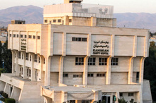 تنها بیمارستان شهرستان البرز به کما رفت