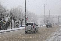 رانندگان از سفرهای غیرضروری در راه های قزوین بپرهیزند