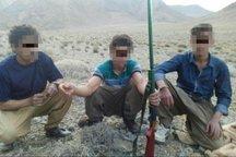 محیطبانان گلستان در درگیری با شکارچیان به شهادت رسیدند