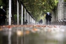 بیشترین بارش درفارس مربوط به سپیدان،خنج و شهرک گلستان شیراز