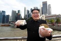 بدل کیم جونگ اون به استقبال دیدار مهم با ترامپ رفت! + عکس