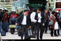 7.8 میلیون مسافر وارد خراسان رضوی شدند