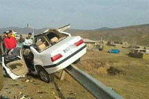 چهار نفر در حوادث رانندگی حوزه شهرستان ساوه جان باختند