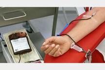 یزدیها پنج هزار و 837 واحد خون اهدا کردند