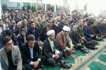 امام جمعه آشخانه: مردم تا پای جان از نظام حفاظت میکنند