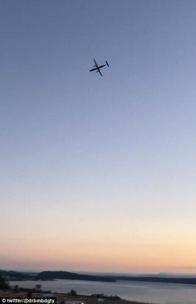 هواپیماربایی در آمریکا
