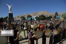 سنندج میزبان اجتماع بزرگ دف نوازان ایران زمین است