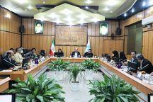 ۲ لایحه شهرداری در صحن علنی شورای شهر قزوین بررسی شد