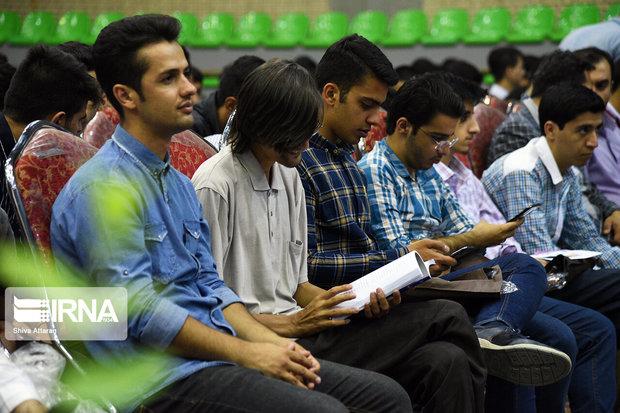 رتبههای برتر کنکور استان اردبیل تحصیل در دانشگاه فرهنگیان را انتخاب کردند