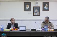 جلسه کمیته نیروهای مسلح ستاد مرکزی بزرگداشت امام(س) برگزار شد