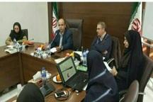 نشست هماهنگی آمایش سرزمین منطقه هفت کشور در قزوین