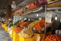 2هزارو 100 تن میوه درطرح تنظیم بازار فارس عرضه شده است