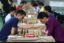 شکست استاد بزرگان شطرنج در اوپن بین المللی ابن سینای همدان