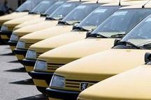 فعالیت 1700 تاکسی درون شهری ویژه نوروز در قم