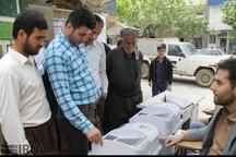 برگزاری مانور انتخابات الکترونیکی در چهار نقطه از شهر ایلام