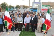 سه طرح عمرانی روستایی در شهرستان ورامین افتتاح شد