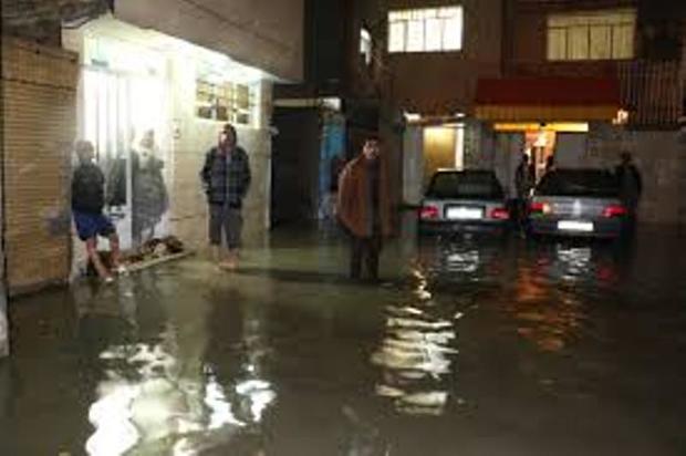 ثبت 53 میلی متر بارندگی در مشهد و تنها 28 فقره آبگرفتگی!