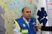 اورژانس کهگیلویه و بویراحمد به 323 مصدوم خدمت رسانی کرد