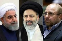 رؤسای ستاد روحانی، رئیسی و قالیباف در آذربایجانغربی مشخص شدند