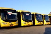 15 دستگاه اتوبوس به ناوگان حمل و نقل عمومی ارومیه اضافه شد