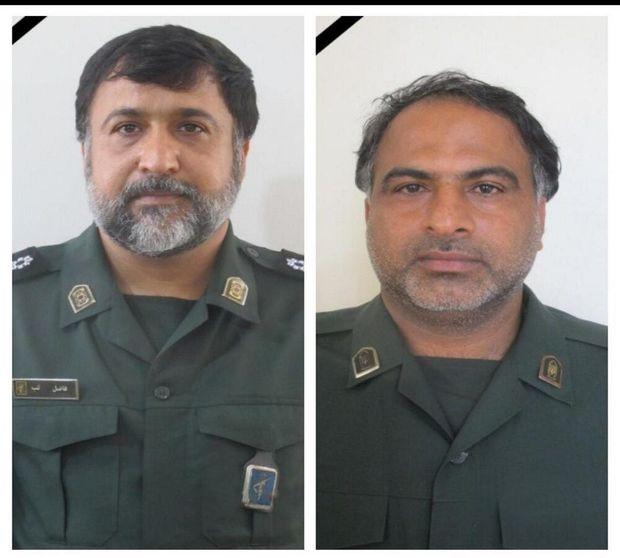 دو شهروند بندرعباس در مراسم تشییع سردار سپهبد شهید سلیمانی جان باختند