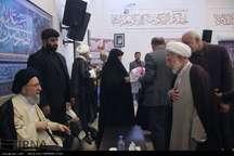 عیادت مردم از نماینده ولی فقیه در استان گلستان+ تصاویر