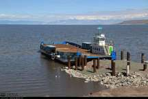 تراز آبی دریاچه ارومیه 33 سانتی متر افزایش یافت