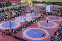 اصفهان در رقابت های کشتی آزاد بزرگسالان کشور قهرمان شد