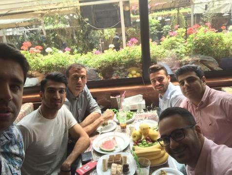 حرف های برانکو در ضیافت ناهار به پرسپولیسیها