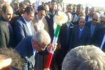 سی و هشتمین طرح شیرین سازی آب دریا در جنوب فارس آغاز شد