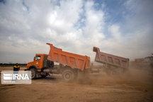 عملیات اجرایی ۴۳۰ کیلومتر راه روستایی در جنوب کرمان آغاز شد