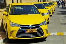 افزایش ۱۳ درصدی نرخ کرایه تاکسی در سال ۹۶