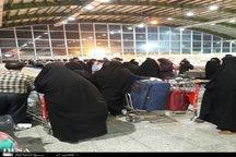 زائران مشهدی سرگردان در عراق به ایران بازگشتند