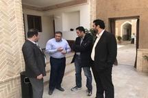 خانه تاریخی طاهریان سمنان مرمت و مرکز اقامتی می شود