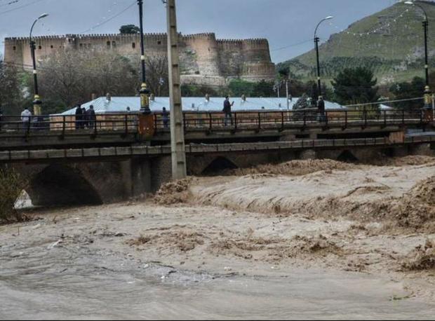 سومین گروه امداد و نجات البرز به  لرستان اعزام شد
