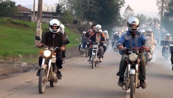 آغاز دهمین مرحله طرح آموزش موتورسوران و عابرین پیاده در گیلان