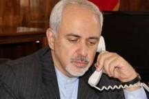 گفتوگوی تلفنی ظریف با وزرای خارجه اسپانیا و آلمان