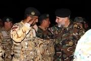 نیروهای نظامی با تکیه بر اقتدار خود امنیت را بر کشور حاکم کردهاند