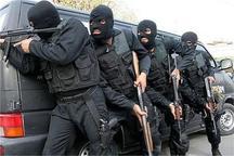 چهار آدم ربا در سراوان دستگیر شدند