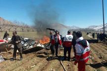 هر 5 سرنشین بالگرد امداد هوایی جان باختند