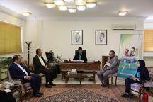 تکیه بر صندلی استاندار، برنامه آغازین هفته کودک و نوجوان در فارس